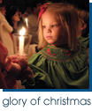 Glory of Christmas Brochure - Outside